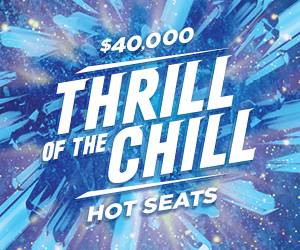 Thrill of the Chill Hot Seats