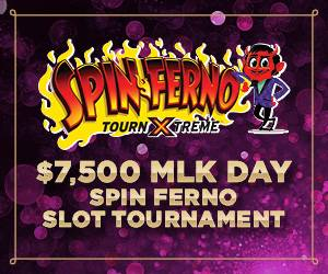 Spin Ferno Slot Tournament