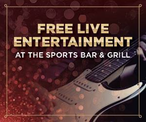 Free Live Entertainment at Sports Bar & Grill
